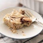 Paleo and keto cinnamon coffee cake - dairy-free and gluten-free