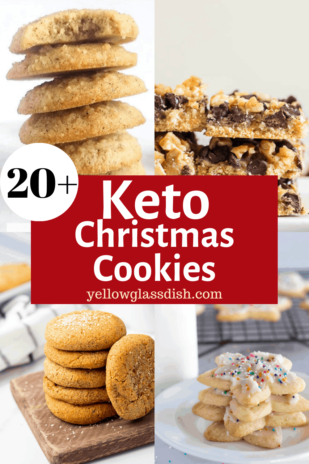 The Best Low Carb Christmas Cookie Recipes