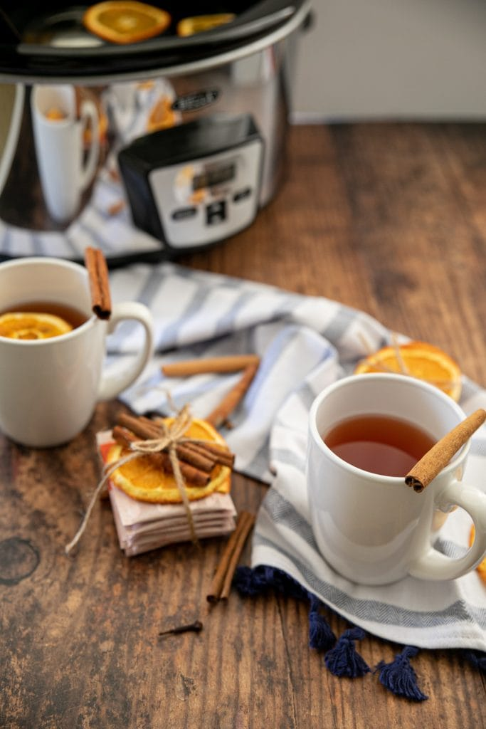 Orange Spice Sugar-free Russian Tea is also known as friendship tea - this version does not use powdered drink mixes.