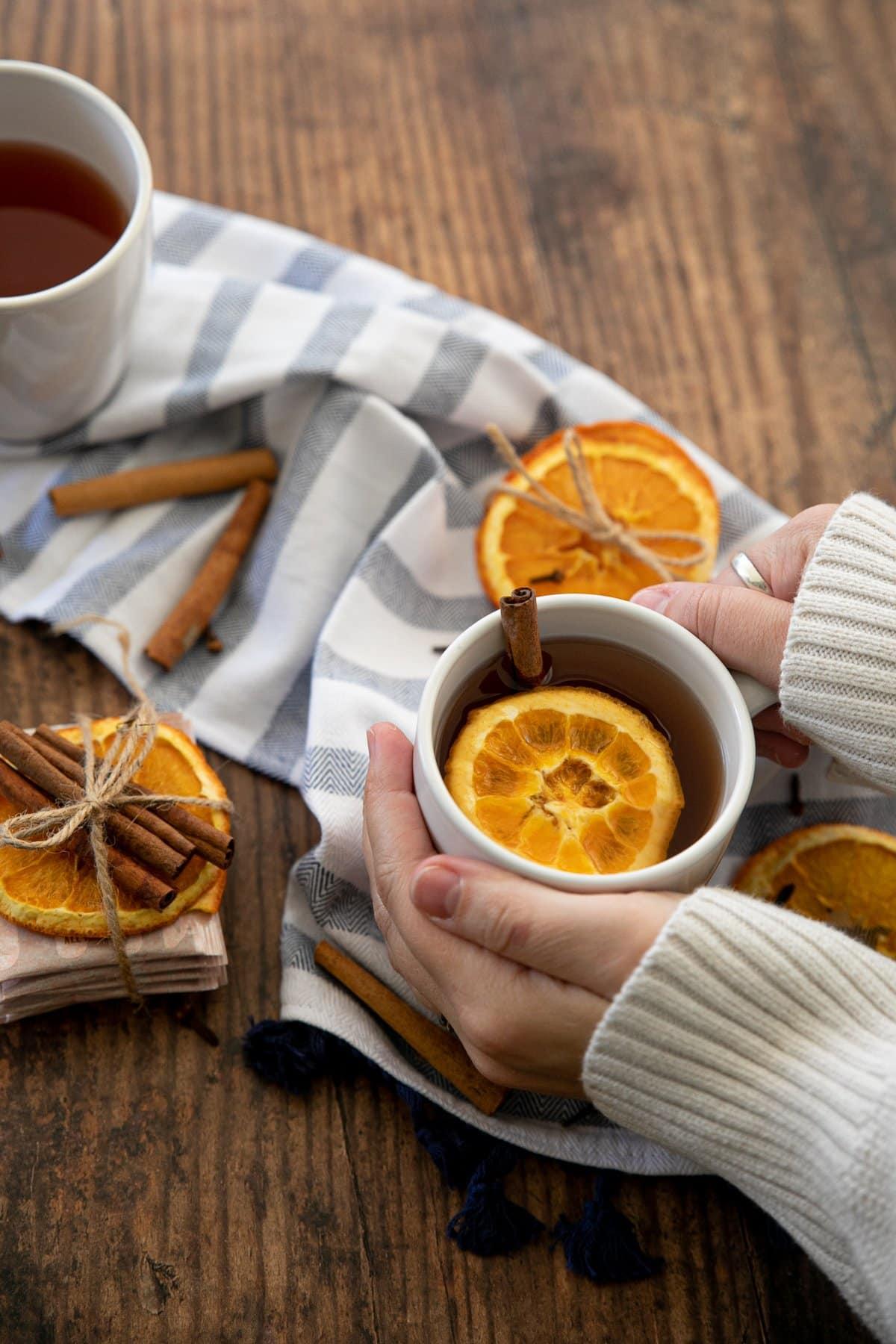 Sugar-free Russian Tea