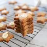 Keto spice cookies that are gluten-free and made with almond flour